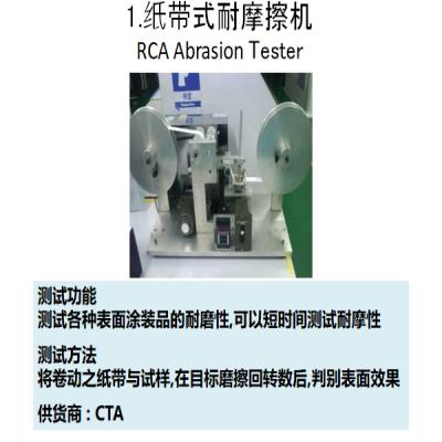 机构-第1类耐磨性测试仪器(1-4)