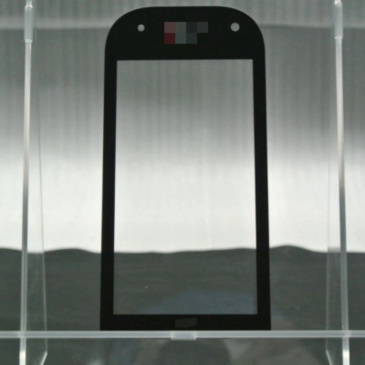glass panels for medical instruments