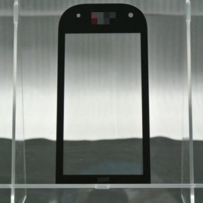 医療設備用カバーガラス